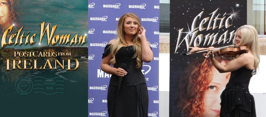 Celtic Woman at Baton Rouge River Center Arena