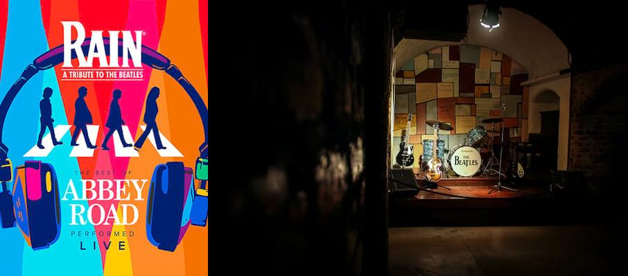 Rain - A Tribute to the Beatles at Baton Rouge River Center Theatre