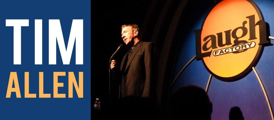 Tim Allen at L'Auberge Casino & Hotel Baton Rouge