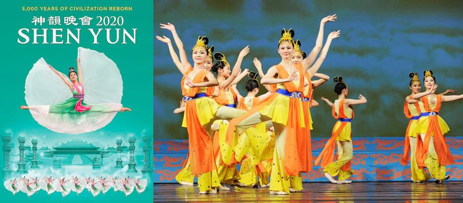 Shen Yun Performing Arts at Baton Rouge River Center Theatre
