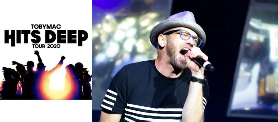 TobyMac at Baton Rouge River Center Arena