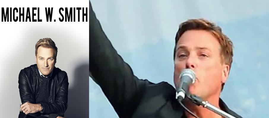 Michael W. Smith at Baton Rouge River Center Arena
