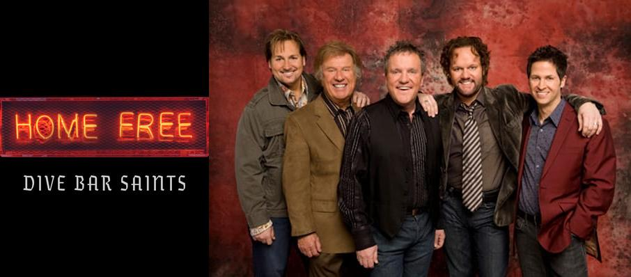 Home Free Vocal Band at Baton Rouge River Center Theatre