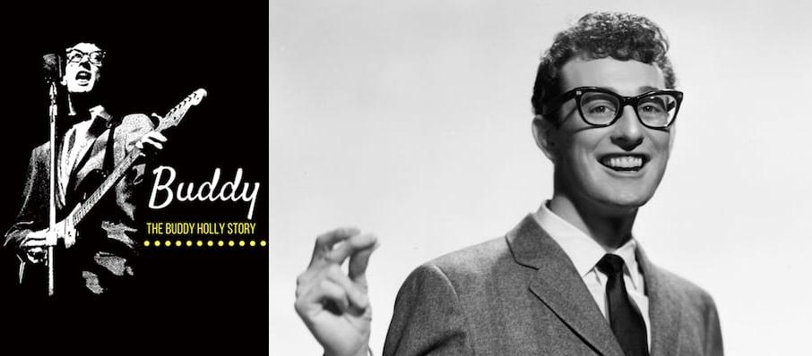 The Buddy Holly Story at Baton Rouge River Center Theatre