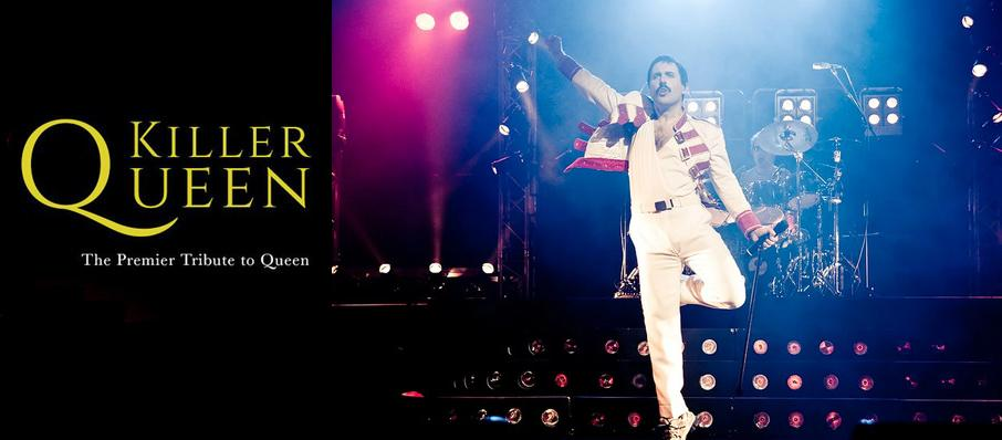 Killer Queen - Tribute to Queen at L'Auberge Casino & Hotel Baton Rouge