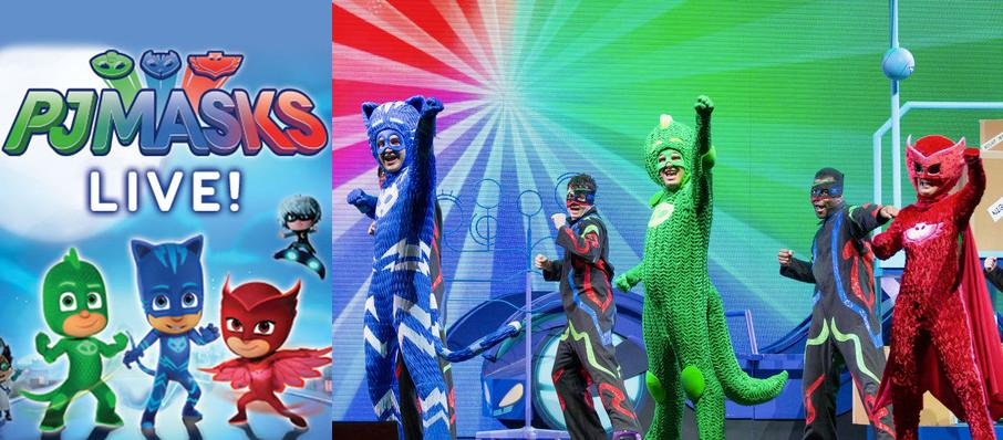 PJ Masks Live at Baton Rouge River Center Arena