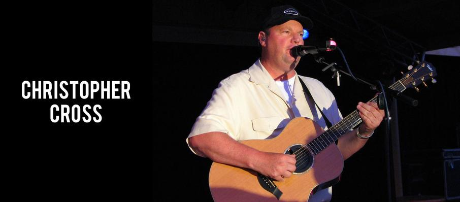 Christopher Cross at L'Auberge Casino & Hotel Baton Rouge