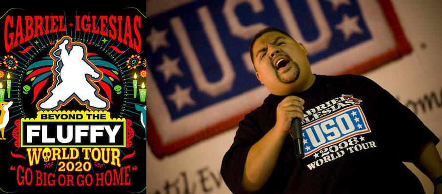 Gabriel Iglesias at Raising Canes River Center Arena
