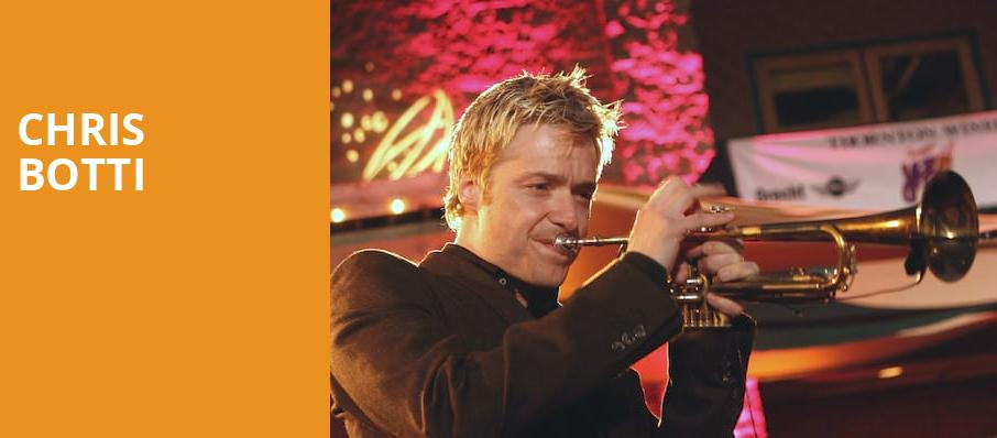 Chris Botti, Baton Rouge River Center Arena, Baton Rouge