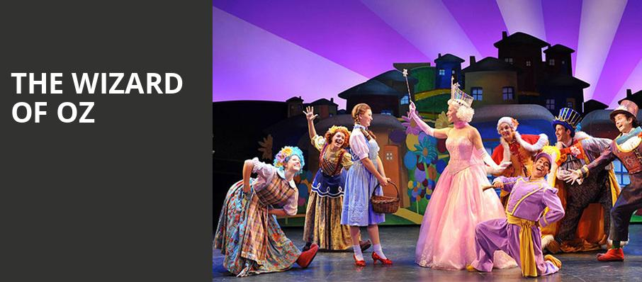 The Wizard of Oz, Baton Rouge River Center Theatre, Baton Rouge