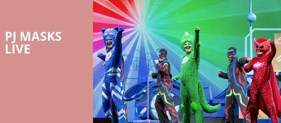 PJ Masks Live, Baton Rouge River Center Arena, Baton Rouge
