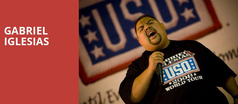 Gabriel Iglesias, Raising Canes River Center Arena, Baton Rouge